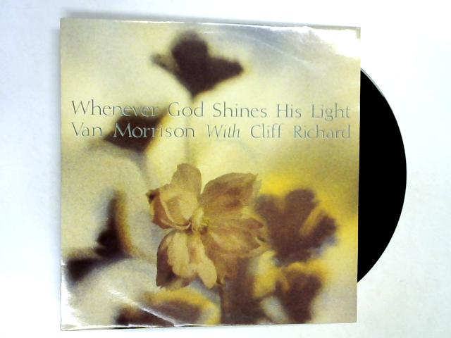 Whenever God Shines His Light 12in 1st by Van Morrison
