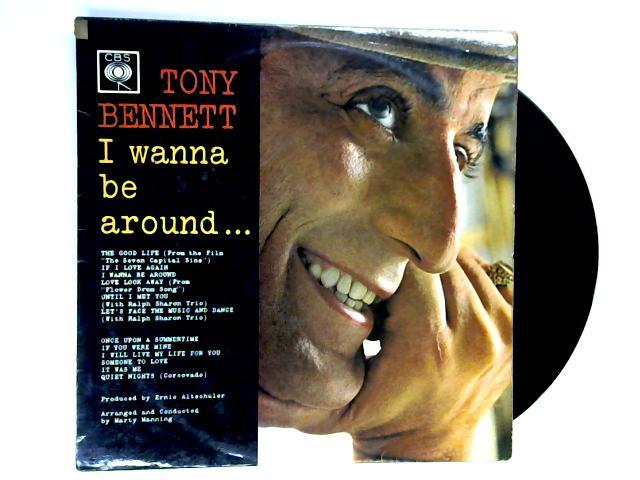 I Wanna Be Around LP 1st by Tony Bennett