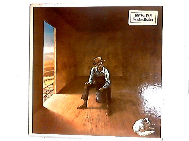 Homeless Brother LP Gat by Don McLean