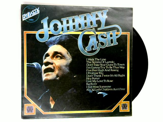 Johnny Cash LP 1st by Johnny Cash