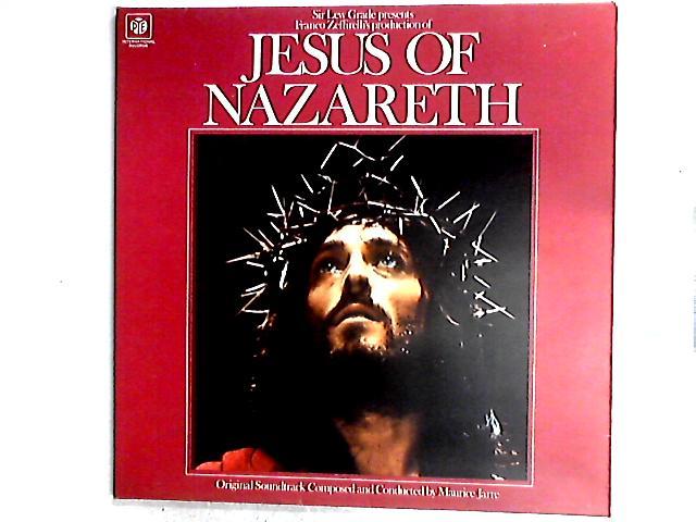 Jesus Of Nazareth LP Gat by Maurice Jarre
