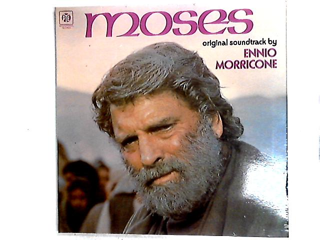 Moses The Lawgiver (Original Motion Picture Soundtrack) LP by Ennio Morricone
