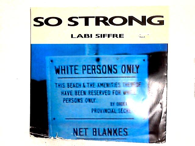 (Something Inside) So Strong 12in by Labi Siffre