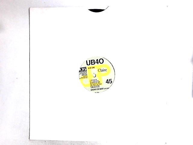 Cherry Oh Baby (Dub Mix) 12in by UB40