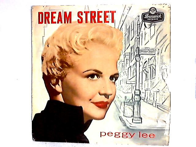 Dream Street LP by Peggy Lee