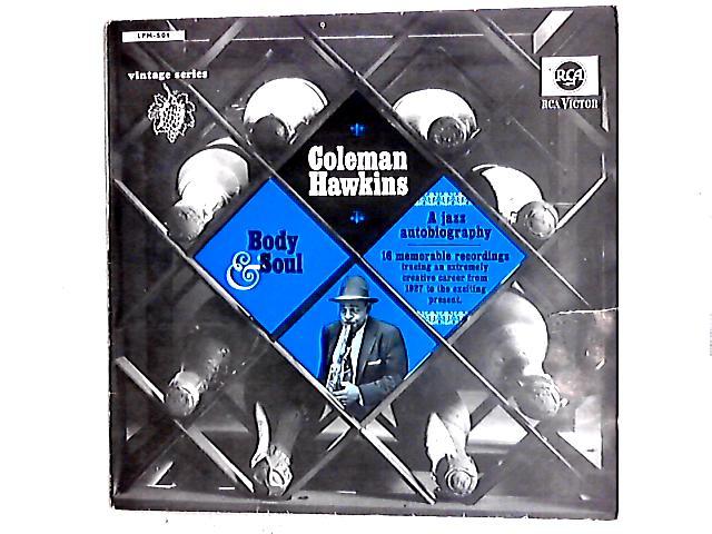 Body & Soul LP by Coleman Hawkins