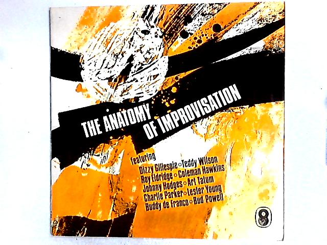Anatomy Of Improvisation Comp by Various