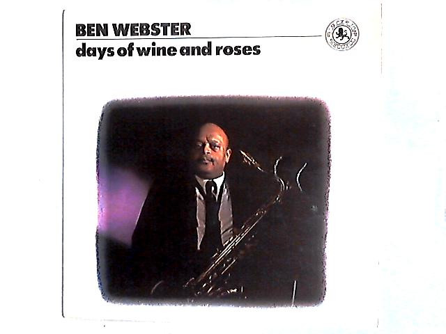 Atmosphere For Lovers And Thieves LP by Ben Webster