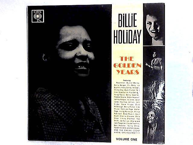 The Golden Years Volume One Comp by Billie Holiday