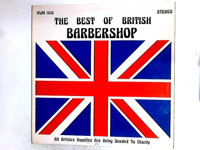 The Best Of British Barbershop Comp by Various