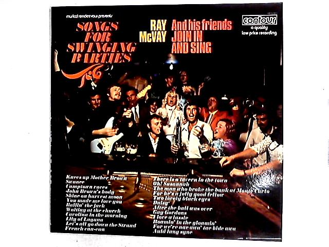 Songs For Swinging Parties LP by Ray McVay & His Orchestra