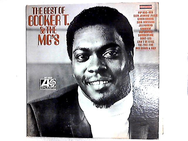 The Best Of Booker T. & The MG's Comp by Booker T & The MG's