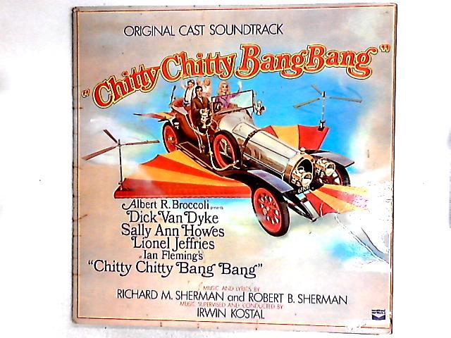 Chitty Chitty Bang Bang LP Gat by Richard M. Sherman