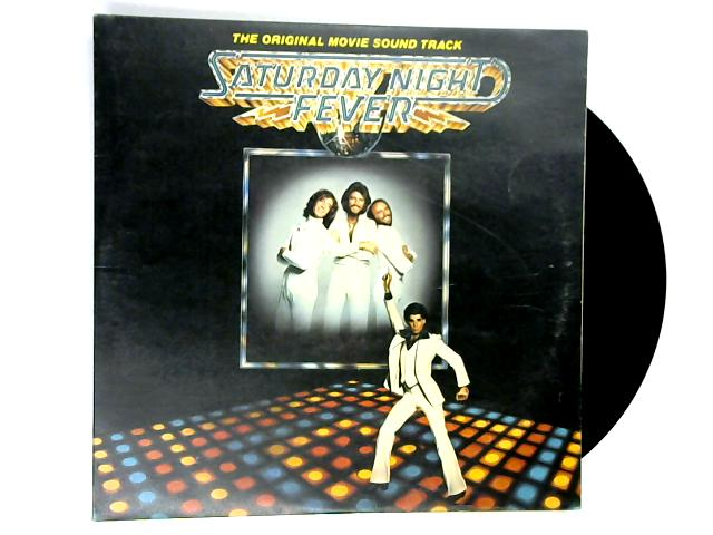 Saturday Night Fever (The Original Movie Sound Track) 2xLP by Various
