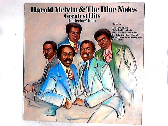 Greatest Hits - Collectors' Item Comp by Harold Melvin And The Blue Notes
