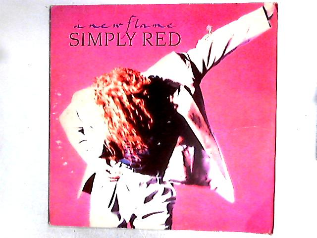 A New Flame LP by Simply Red