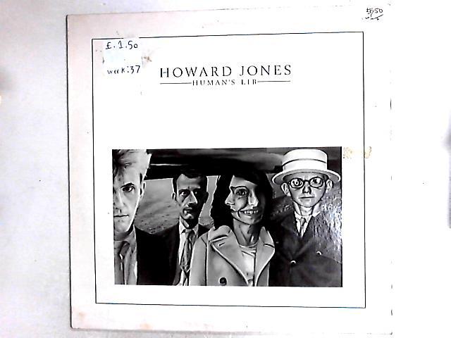 Human's Lib LP by Howard Jones