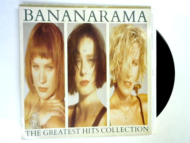 The Greatest Hits Collection LP by Bananarama