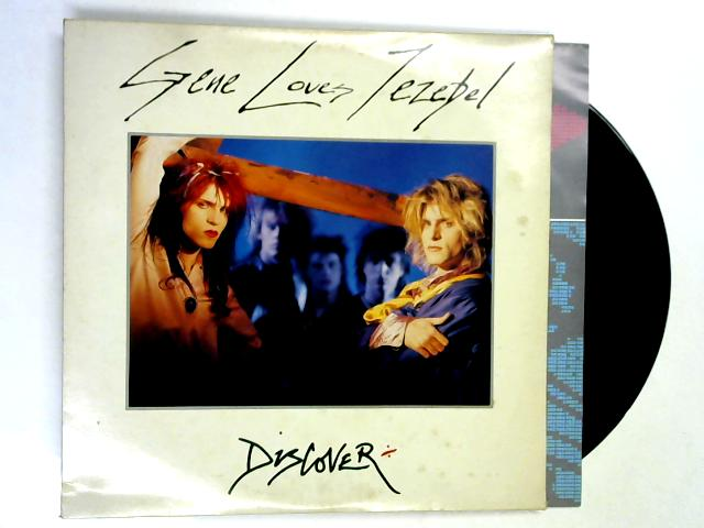 Discover / Glad To Be Alive 2xLP 1st by Gene Loves Jezebel