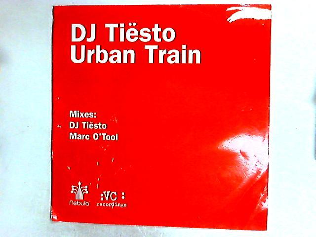 Urban Train 12in by DJ Tiësto