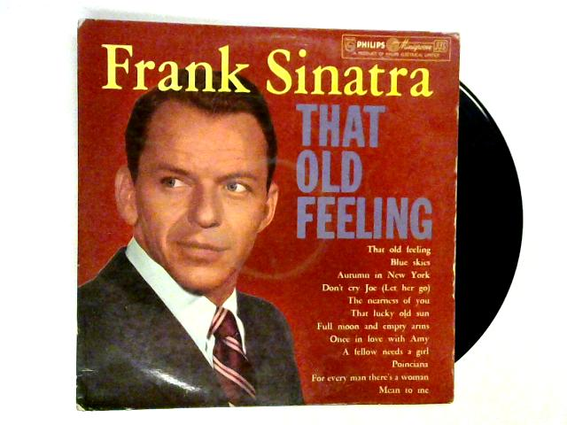 That Old Feeling LP By Frank Sinatra