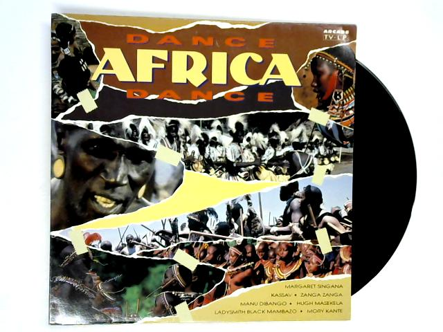 Dance Africa Dance LP 1st by Various
