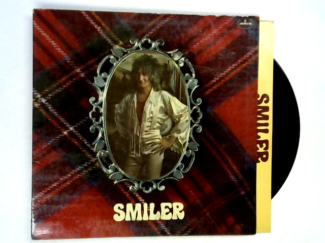 Smiler LP 1st by Rod Stewart