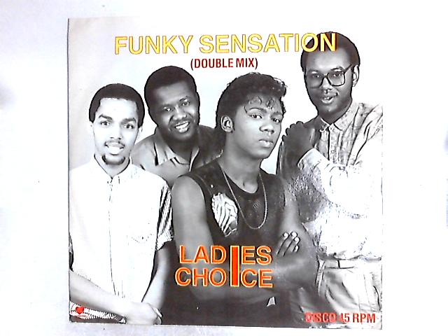 Funky Sensation (Double Mix) 12in by Ladies Choice