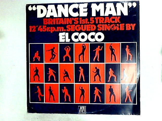 Dance Man 12in by El Coco
