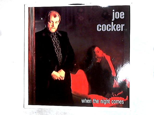 When The Night Comes 12in by Joe Cocker