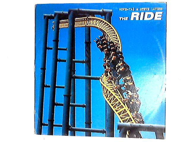 The Ride 12in by Move-Ya! & Steve Lavers