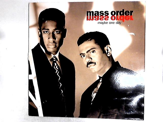 Maybe One Day LP by Mass Order