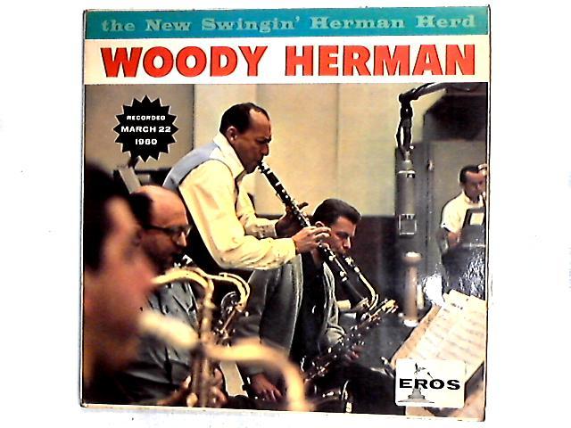 The New Swingin' Herman Herd LP by Woody Herman