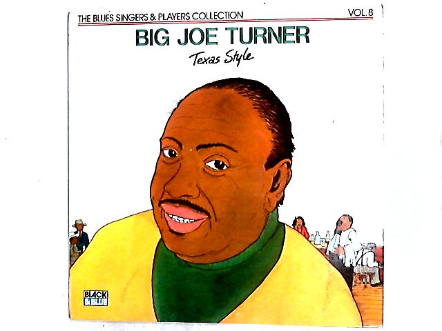 Texas Style LP by Big Joe Turner