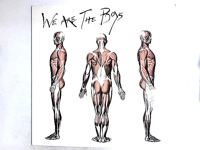 We Are The Boys LP by Shaftsbury