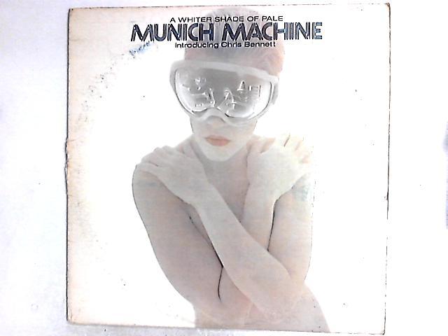 A Whiter Shade Of Pale LP by Munich Machine