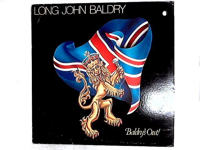 Baldry's Out! LP by Long John Baldry