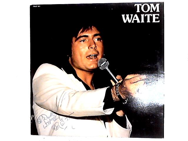 All Rights SIGNED LP by Tom Waite
