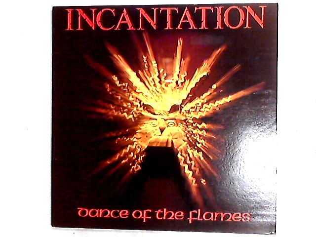 Dance Of The Flames LP Gat + Booklet by Incantation