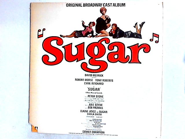 Sugar (Original Broadway Cast Album) LP By Robert Morse