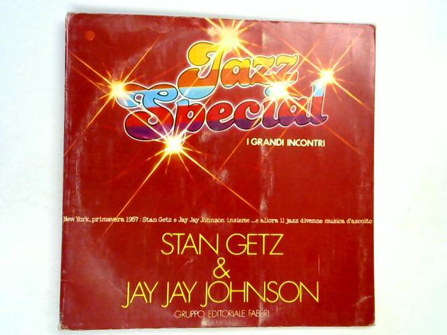I Grandi Incontri LP by Stan Getz / Jay Jay Johnson