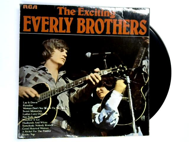 The Exciting LP by Everly Brothers