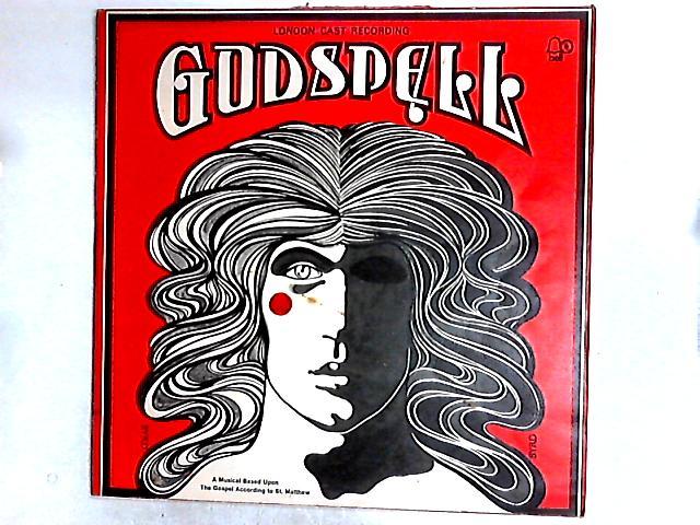 Godspell LP by Godspell Original London Cast