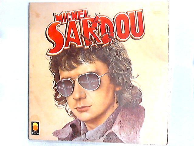 Michel Sardou LP Gat By Michel Sardou