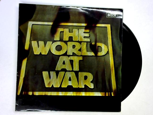 The World At War LP by Various