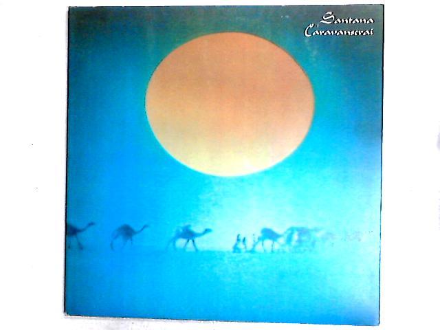 Caravanserai LP Gat by Santana