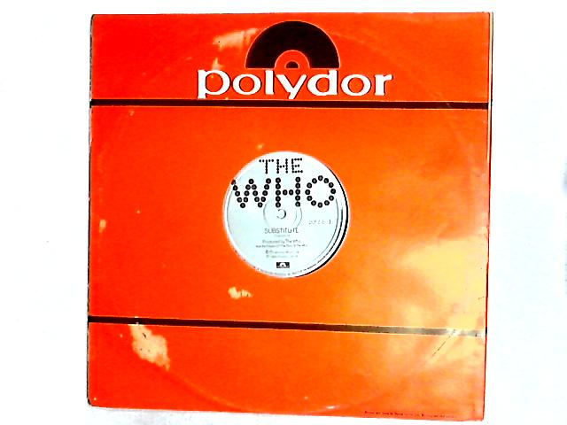 Substitute 12in by The Who