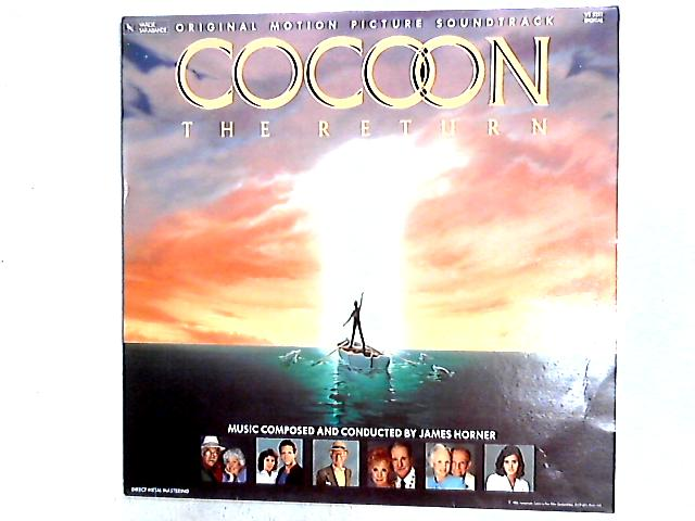 Cocoon: The Return (Original Motion Picture Soundtrack) LP by James Horner