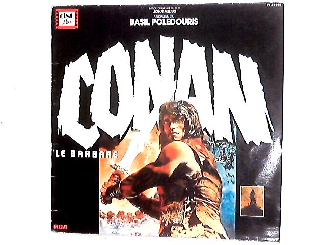 Conan Le Barbare - Bande Originale Du Film LP by Basil Poledouris