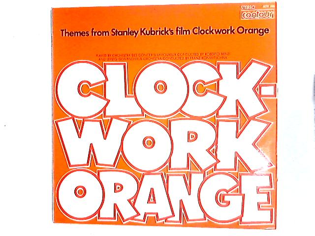 Themes From Stanley Kubrick's Clockwork Orange LP by Various